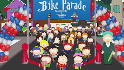 South Park 22x10 : Bike Parade- Seriesaddict